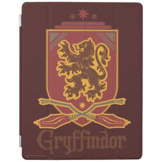 Gryffindor Quidditch Badge iPad Smart Cover