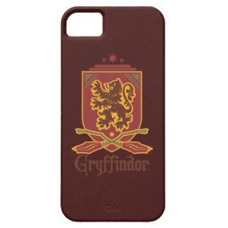 Gryffindor Quidditch Badge iPhone 5 Cases