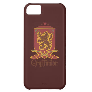 Gryffindor Quidditch Badge iPhone 5C Covers