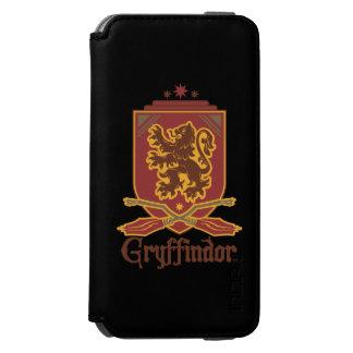 Gryffindor Quidditch Badge iPhone 6/6s Wallet Case