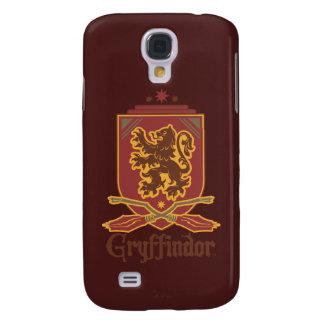 Gryffindor Quidditch Badge Samsung Galaxy S4 Case