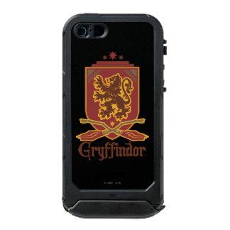 Gryffindor Quidditch Badge Waterproof iPhone SE/5/5s Case