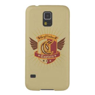 Gryffindor Quidditch Captain Emblem Case For Galaxy S5