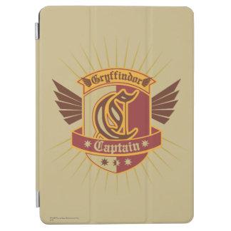 Gryffindor Quidditch Captain Emblem iPad Air Cover