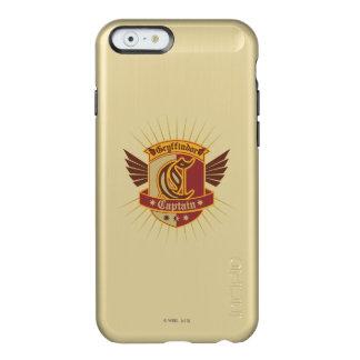 Gryffindor Quidditch Captain Emblem Incipio Feather® Shine iPhone 6 Case