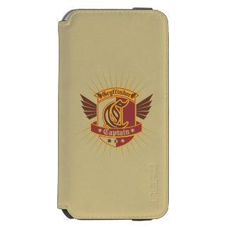 Gryffindor Quidditch Captain Emblem Incipio Watson™ iPhone 6 Wallet Case