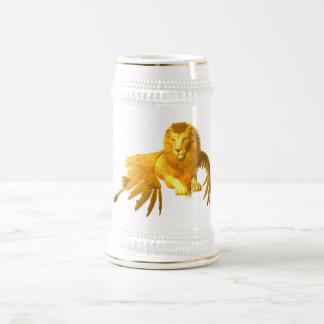 Gryphon  Beer Stein 18 Oz Beer Stein