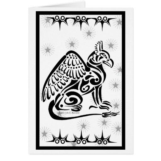 Gryphon Card Style 1