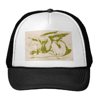 Gryphon Gold Alice In Wonderland Trucker Hat