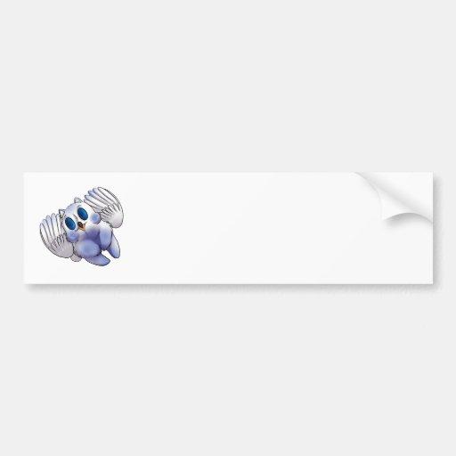 Gryphon hivernal etiqueta de parachoque