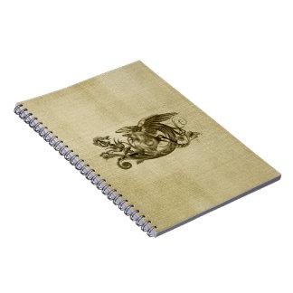 Gryphon Journal Notebook
