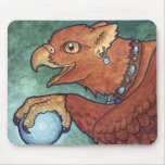 Gryphon Mage Mousepad