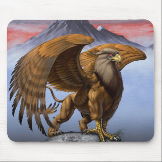 Gryphon Mouse Pad