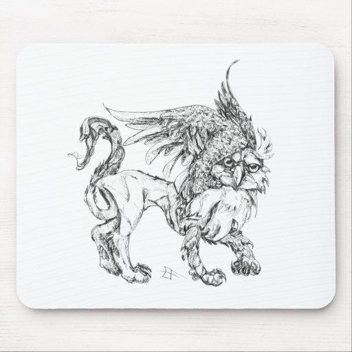Gryphon Mousepads