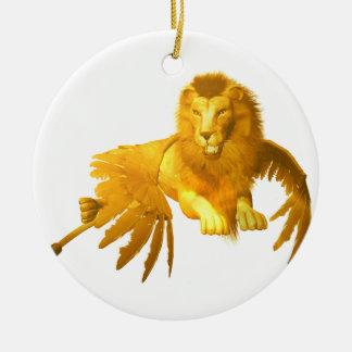 Gryphon  Ornament