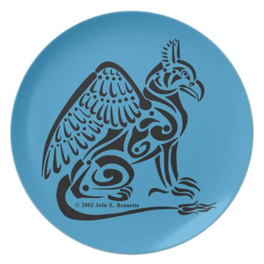 Gryphon Plate