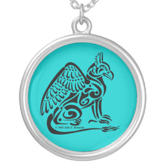 Gryphon Round Necklace