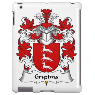 Gryzima Family Crest