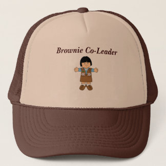 GS Brownie Co-Leader Hat