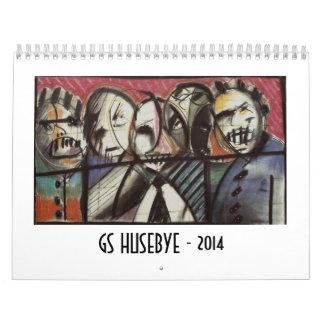 GS Husebye - 2014 Calendar 2