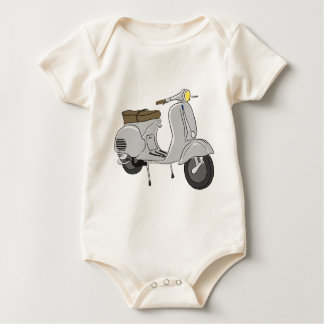 GS Sketched Baby Bodysuit