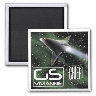 GS Vivianne Magnet