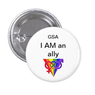 GSA Ally Pin