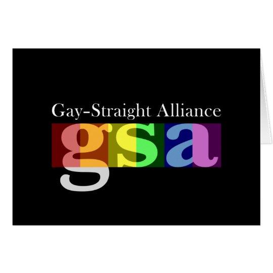 GSA Classic Dark Card
