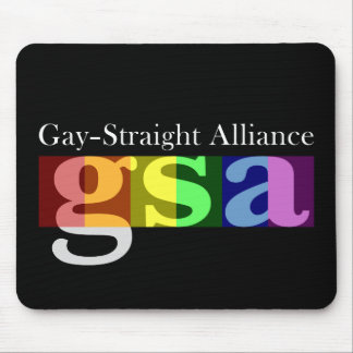 GSA Classic Dark Mousepad