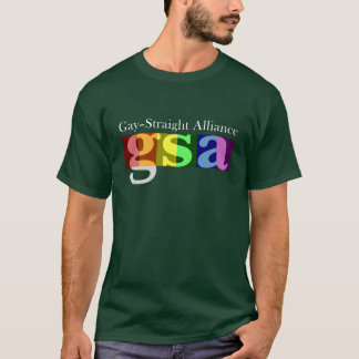 GSA Classic Dark T-Shirt