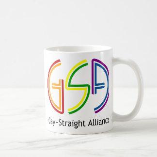 GSA Neon Mug