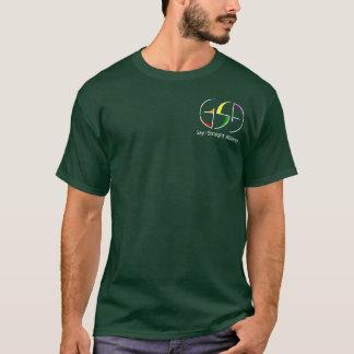 GSA Pocket Spin Dark T-Shirt