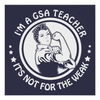 GSA Rosie Riveter Logo poster - glendale success