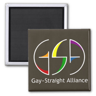 GSA Spin Square Dark Magnet