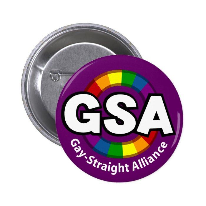 GSA ToonA Round Dark Button