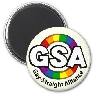 GSA ToonA Round Light Magnet