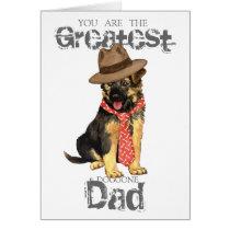 GSD Dad Card