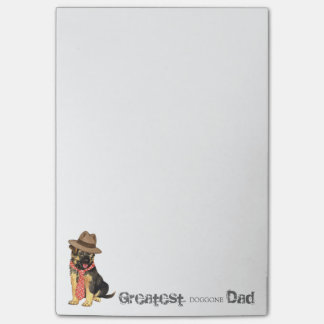 GSD Dad Post-it® Notes