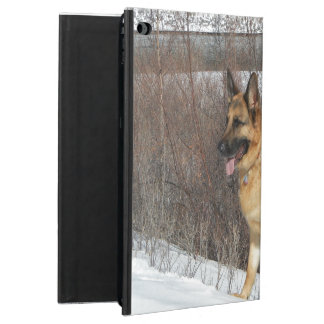 GSD in Winter Snow Powis iPad Air 2 Case