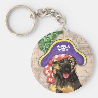 GSD Pirate Keychain