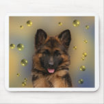 GSD puppy Mousepads