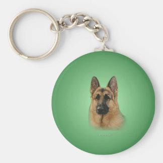 gsd_rnd_ornament basic round button keychain