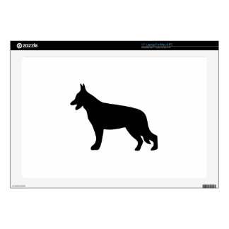 "GSD SILHOUETTE 17"" LAPTOP SKINS"