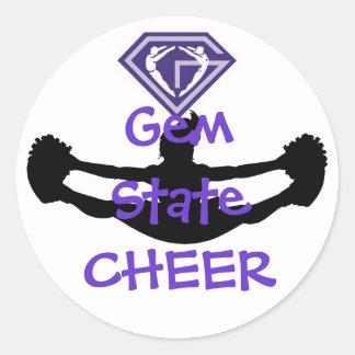 GSGA Cheer Sticker