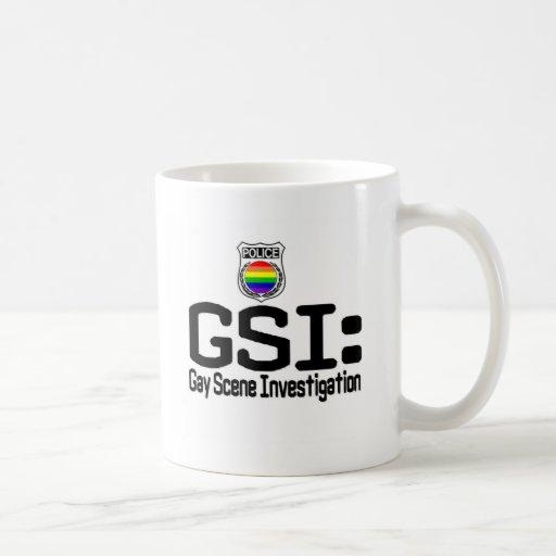 GSI:  Investigación gay de la escena Taza Clásica