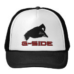 GSIDE Hand Sign (Red) Trucker Hat