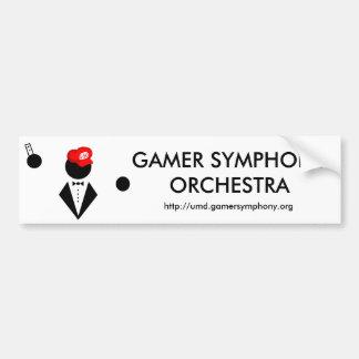 GSO Bumper Sticker