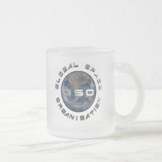 GSO Logo Frosted Mug