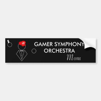 GSO Mom Bumper Sticker