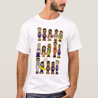 GSoM All-Star Line up T-Shirt